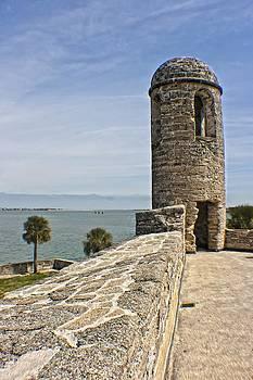 Regina  Williams  - Castillo de San Marcos