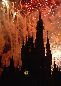 Castle Fire Show by David Nicholls