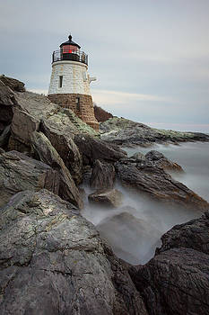 Joshua McDonough - Castle Hill Lighthouse at Sunset