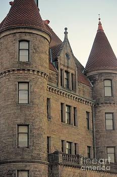 Maria Urso  - Castle in Pennsylvania