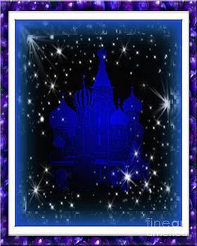 Castle in Starlight by Don Melton