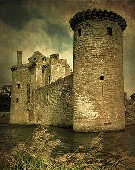 Castle loch by Peter Chadwick