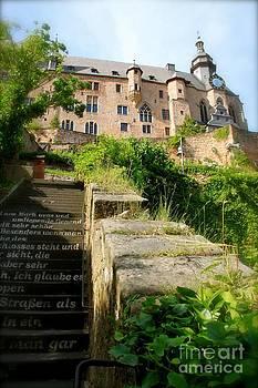 Castle Marburg by AR Annahita