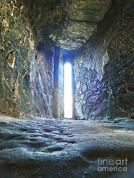 Castle Window by Sara  Mayer