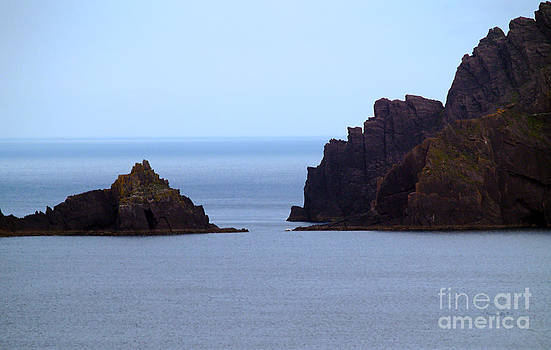 Castles in the Sea by Patricia Griffin Brett