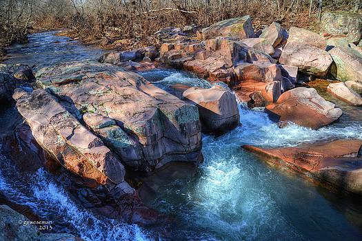Castor River by Greg Weseman