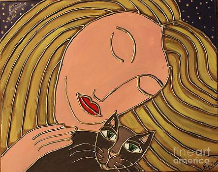 Cat Love by Cynthia Snyder