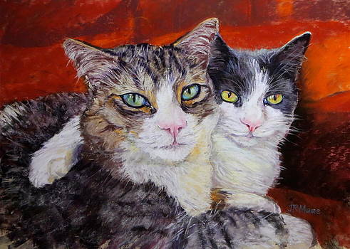Julie Maas - Cat Love