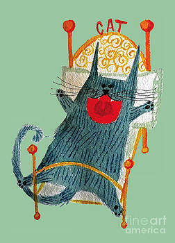 Cat Nap I by Donovan OMalley