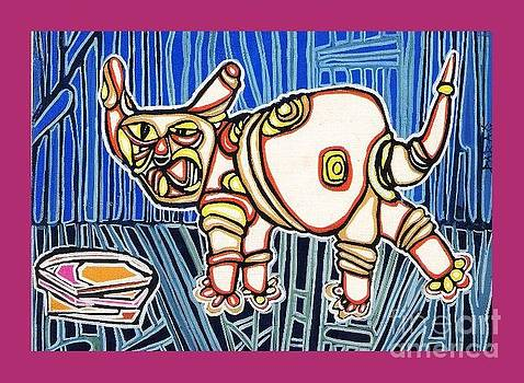 Cat by Parag Chitnis