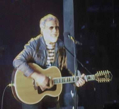 Cat Stevens Chicago Theatre 2014 by Todd Sherlock