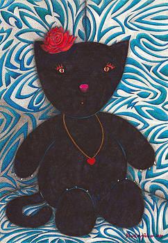 Cat Toy by Daniel Levy policar