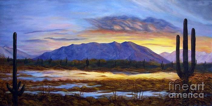 Catalina Sunrise by Judy Filarecki