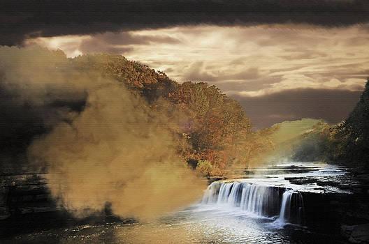 Randall Branham - Cataract Falls Swimming Hole