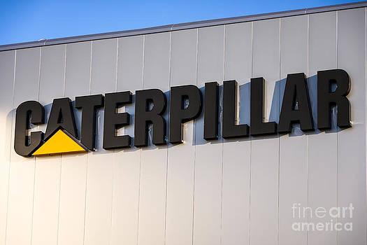Paul Velgos - Caterpillar Sign Picture