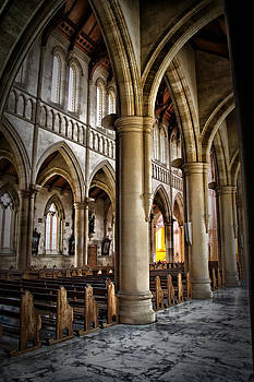 Cathederal Interior by John Monteath