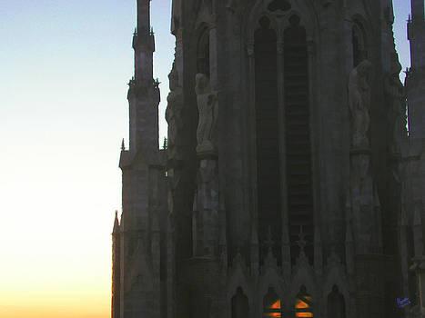 Marcello Cicchini - Cathedral 3 - La Plata