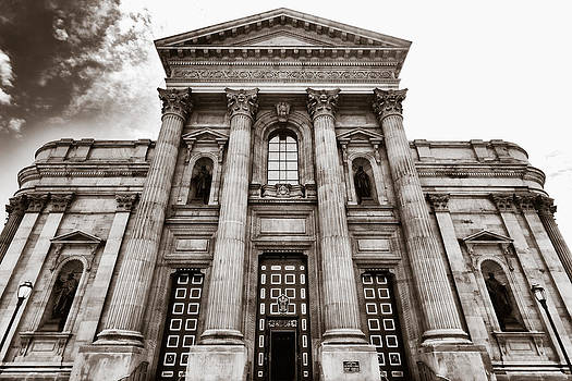 Cathedral Basilica of Saints Peter and Paul - Philadelphia by Photography  By Sai