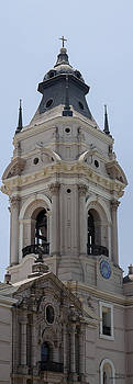 Allen Sheffield - Cathedral de Lima - Tower