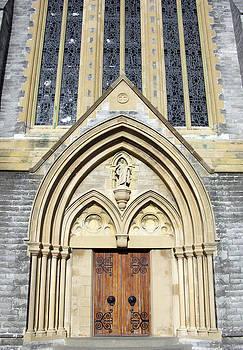 Ramunas Bruzas - Cathedral Entrance