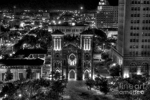 Dan Friend - Cathedral in San Antonio Texas