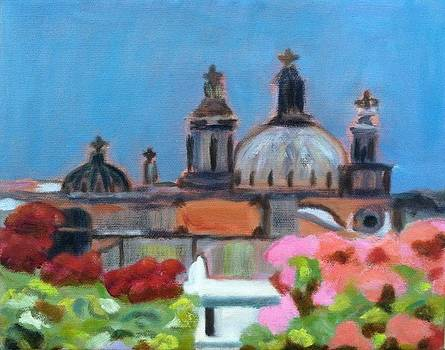 Cathedral Mexico City available by Molly Fisk