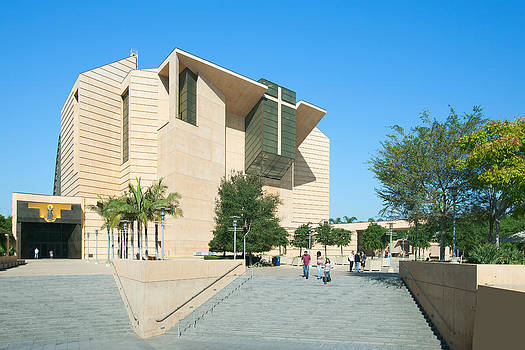 Cathedral of Our Lady of the Angels - Los Angeles California by Ram Vasudev