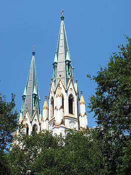 Cathedral of St. John the Baptist by David Yunker
