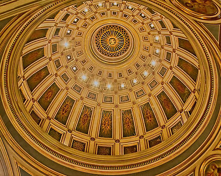 Jemmy Archer - Cathedral of the Sacred Heart Dome