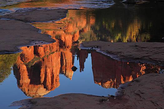 Susan Rovira - Cathedral Rock Sedona Arizona