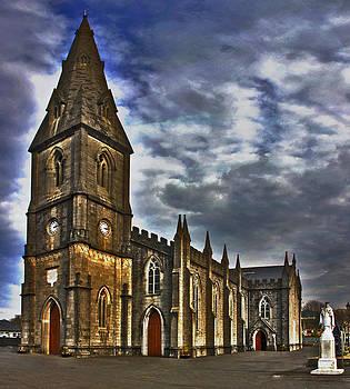 Cathedral sky by Tony Reddington
