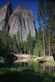 Anne Barkley - Cathedral Spires Yosemite