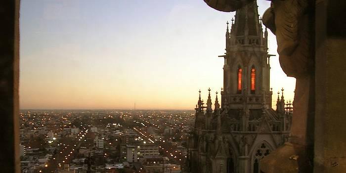 Marcello Cicchini - Cathedral Sunset - La Plata
