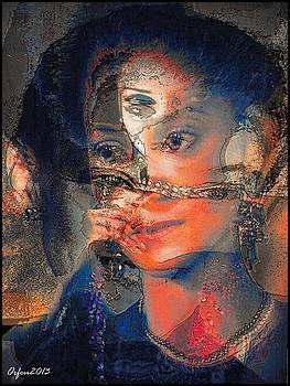 Cathy Tyson by Orfeu De SantaTeresa