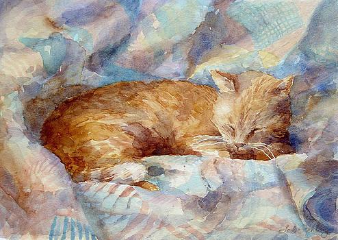 Catnap by Leslie Fehling