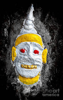 Adrian Evans - Cave Face 4