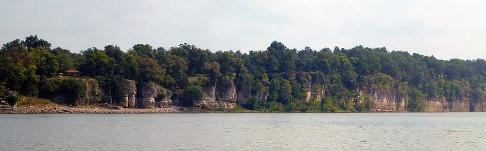 Cave-in-Rock Bluffs by Ami Clayton