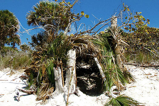 Cayo Costa Hut by Tropigallery -