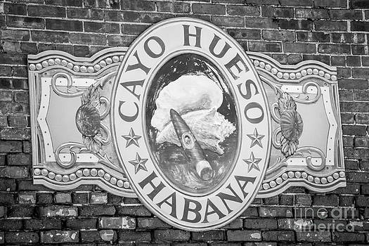 Ian Monk - Cayo Hueso Habana Key West - Black and White