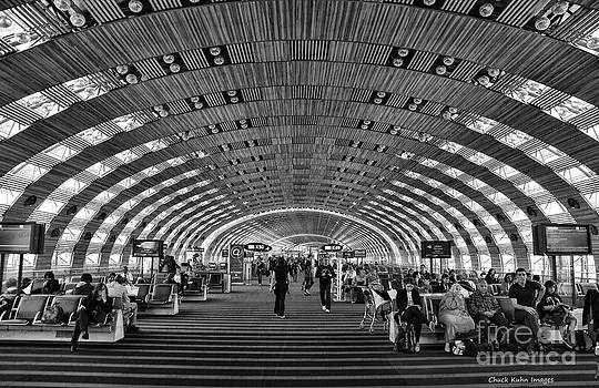 Chuck Kuhn - CDG Airport IV