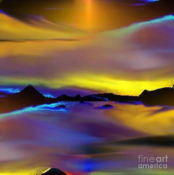 Cebu Sunset by Yul Olaivar