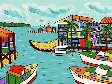 Cedar Cove Marina - Cedar Key by Mike Segal