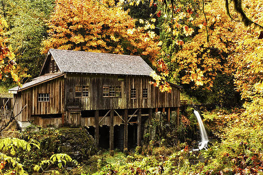 Cedar Creek Grist Mill by Wade Crutchfield