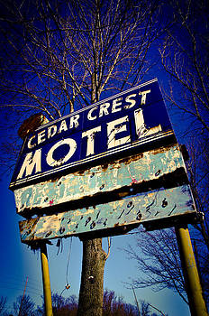 Cedar Crest  by Off The Beaten Path Photography - Andrew Alexander