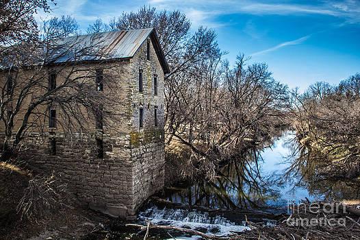 Cedar Point Mill by Jim McCain