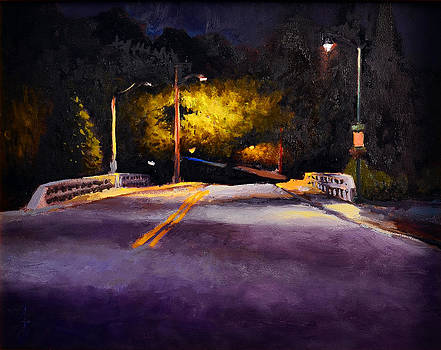Cedarburg Nocturne No.1 by Anthony Sell