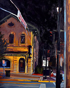 Cedarburg Nocturne No.2 by Anthony Sell
