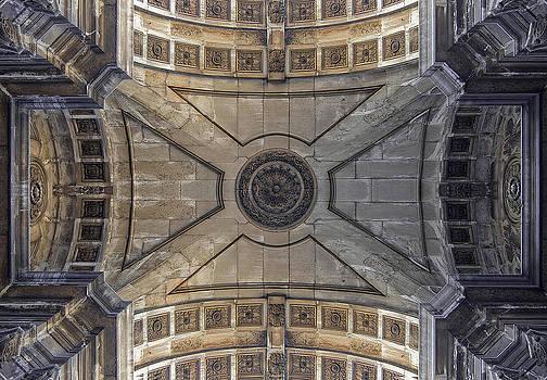 Nathan Mccreery - Ceiling  ArcoaRua de Augusta