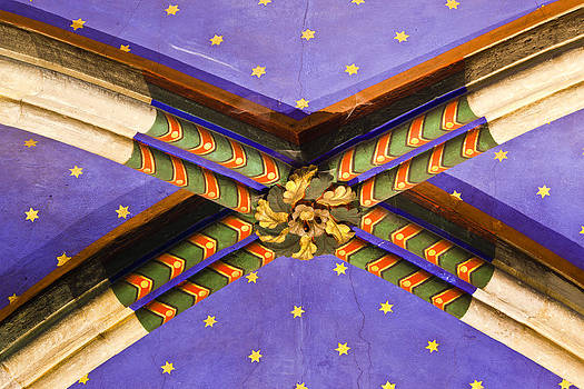 Charles Lupica - Ceiling detail