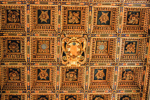 Ceiling of the Duomo by Steven  Taylor